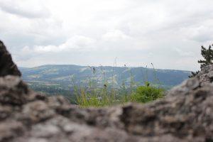 Ausblick auf das Tal von Zakopane. © Natalie Junghof