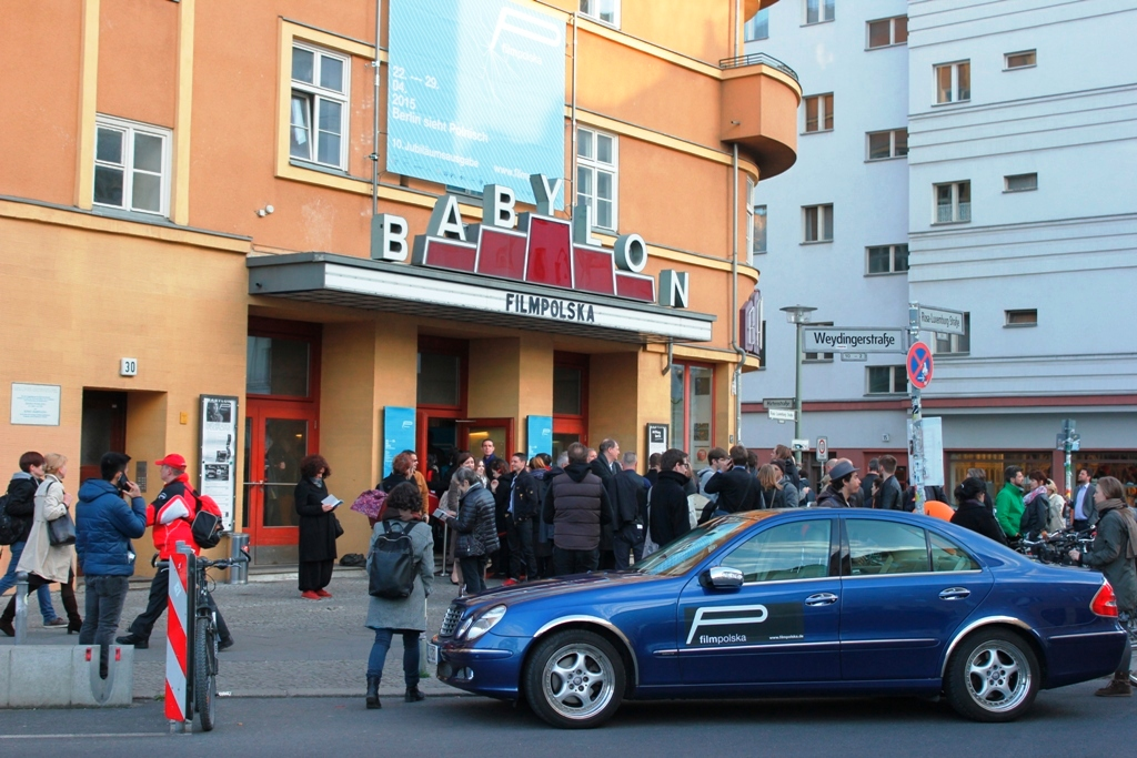 Festivaleröffnung im Kino Babylon. © Natalie Junghof