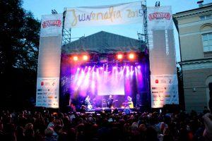 Juwenalia Warschau: Das größte Fest für Studenten und junge Leute. © Natalie Junghof