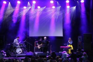 Die Band Julia Marcell. © Natalie Junghof