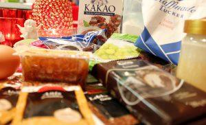 Zutaten für Lebkuchen. © Natalie Junghof