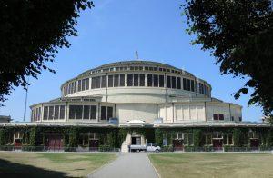 Die Jahrhunderthalle in Breslau. © Ellen Junghof