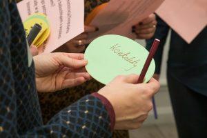 Die Vernetzung spielt bei dem Programm PolMotion eine bedeutende Rolle. © Hanne Brandt