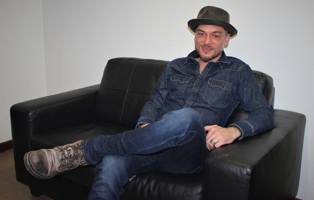 Thomas Godoj spricht über seine Musik, die aktuelle Tour und seine eigene Lebenrreise.
